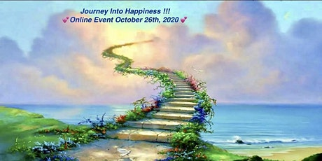 Journey Into Happiness (Singing Heart) October 26th, 2020 tickets