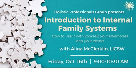 HPG Presents: Intro to Internal Family Systems tickets