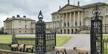 Timed entry to Kedleston Hall garden and parkland (28 Sept - 4 Oct) tickets