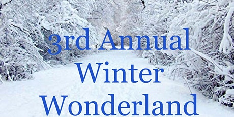 3rd Annual Winter Wonderland Experience tickets