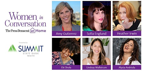 Women in Conversation at Home tickets