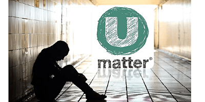 Umatter for Schools:   Virtual Youth Suicide Prevention Training