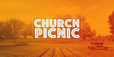 2020 Church Picnic tickets