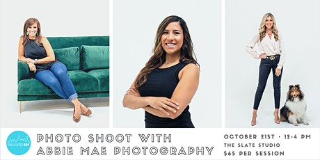 Photo Shoot Series with Abbie Mae Photography: The Slate tickets