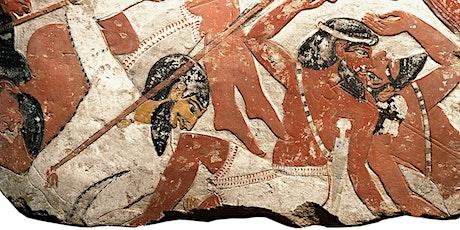 Café Sci - Revealing the secrets of ancient Egypt through Bioarchaeology tickets