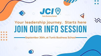 JCI Tunis Business School Info Session billets