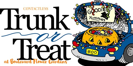 Contact-less Trunk or Treat at Boulevard Flower Ga tickets