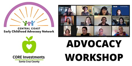 Advocacy Workshop: Advocacy, Storytelling and Town Hall 101 tickets