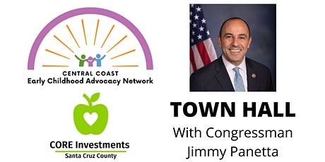 Virtual Town Hall: Centering Children and Families at the Heart of Recovery tickets