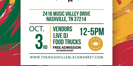 The Nashville Black Market tickets