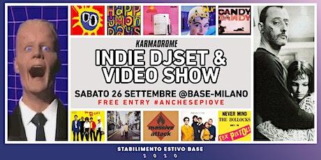Karmadrome: Djset + Video [Gratis] @Base-Milano biglietti