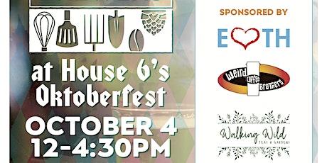 Makers, Farmers & Brewers Oktoberfest tickets