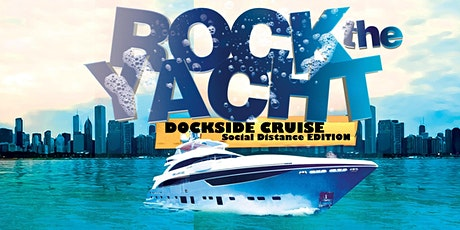 ROCK THE YACHT Social Distance Edition  - DOCKSIDE tickets