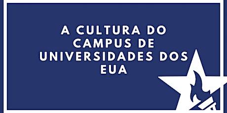 A cultura do campus de universidades dos EUA bilhetes