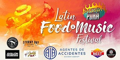 Candela Pura Latin Food & Music Festival tickets