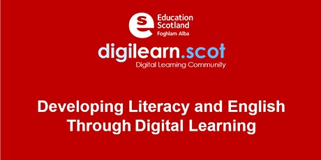 Developing Literacy and English ThroughDigital Learning(Secondary School) tickets