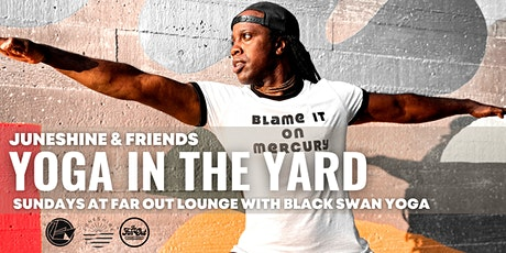 Yoga in the Yard with Black Swan Yoga & JuneShine Hard Kombucha tickets