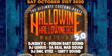 HALLOWINE 5.0 THE ULTIMATE CUSTUME PARTY tickets