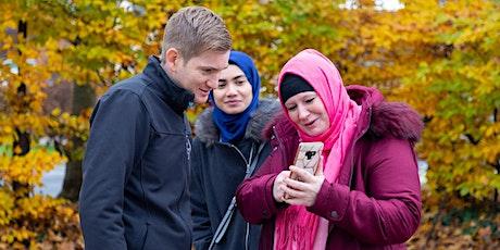 Mobile Phone Filmmaking Workshop for social media tickets