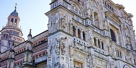 Bus (con carrello bici) di ritorno da Certosa di Pavia a Milano. Da 9,90€ biglietti