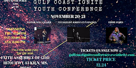 Gulf Coast Ignite Youth Confrence tickets