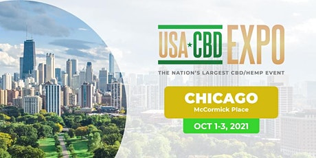 USA CBD Expo Chicago tickets