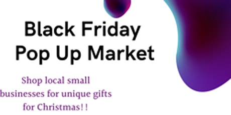 Black Friday Pop Up Market tickets