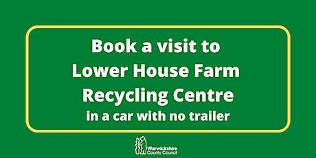 Lower House Farm - Thursday 1st October tickets