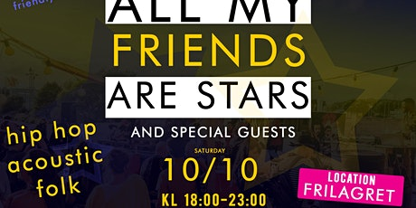 All My Friends Are Stars - Fall Festival tickets