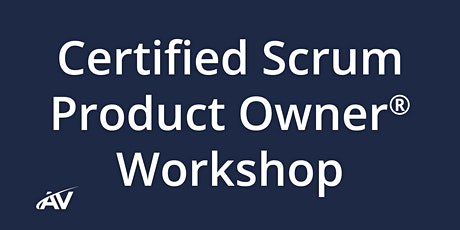 Certified Scrum Product Owner Workshop – LIVE ONLINE tickets