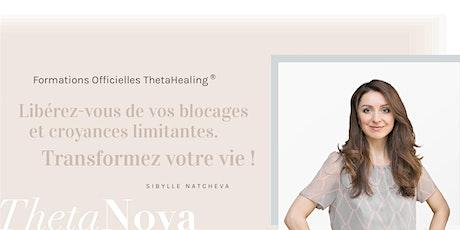 Formation ThetaHealing® – Niveau Avancé billets