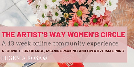 The Artist's Way Women's Circle Online 2021