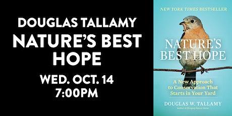 Doug Tallamy: Nature's Best Hope tickets