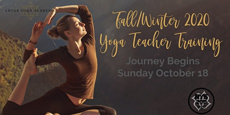 Yoga Teacher Training 200HRS tickets