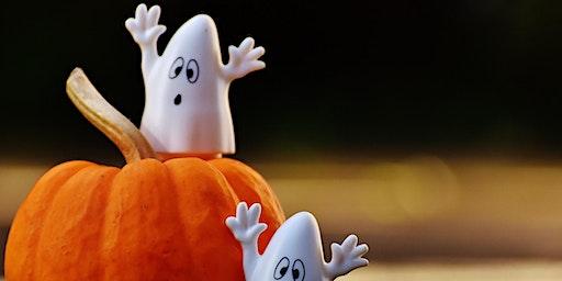 Online Atelier Halloween!