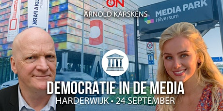 Democratie in de media tickets