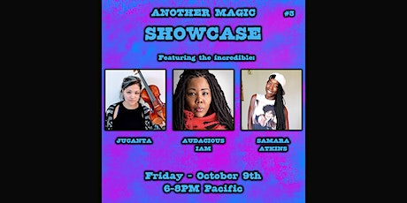 Another Magic SHOWCASE #3 tickets