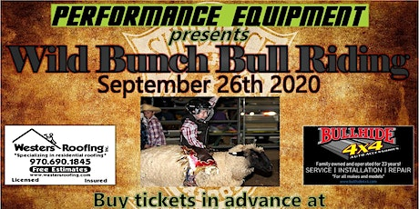 Performance Equipment Presents The Wild Bunch Rodeo & Ladies Night tickets