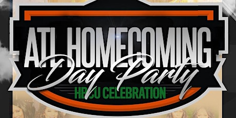 ATL HOMECOMING DAY PARTY: HBCU REUNION tickets