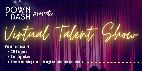 Virtual Talent Show tickets