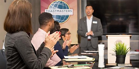 Gainesville Toastmasters - Improving Communication & Leadership tickets