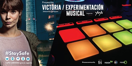 Proyección Victoria / Experimentación musical  YUYU tickets