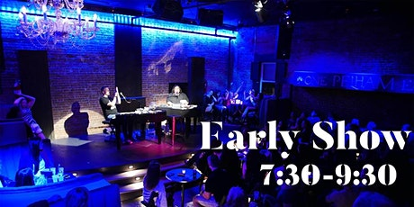 Dueling Pianos Early Show at TOP of Pelham, Newport RI tickets