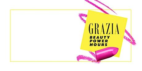 The Grazia Beauty Power Hours tickets