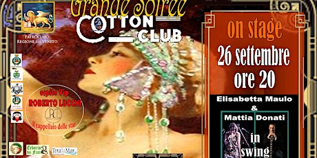 STRINGS THEORY MUSIC FEST - COTTON CLUB - Elisabet biglietti