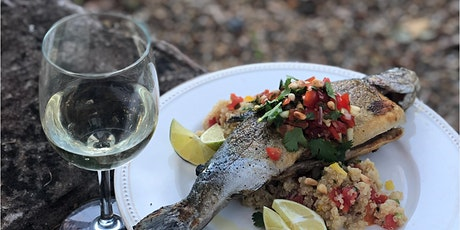 MealticketSF presents a Live Cooking Class - Pan Seared Trout / Farro Salad