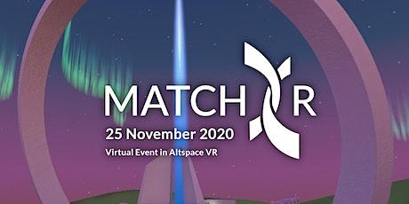 Match XR 2020 tickets