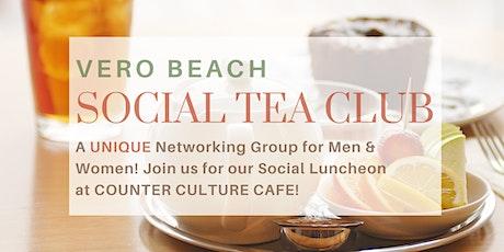 Vero Beach Social Tea Club Luncheon tickets
