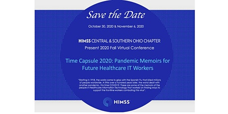 CSOHIMSS 2020 Virtual Fall Conference tickets