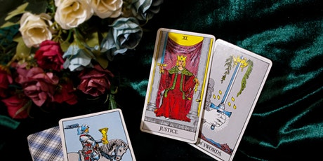 Tarot 101: Starting your Practice tickets
